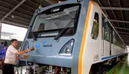 Kereta Bandara Pertama Di Indonesia