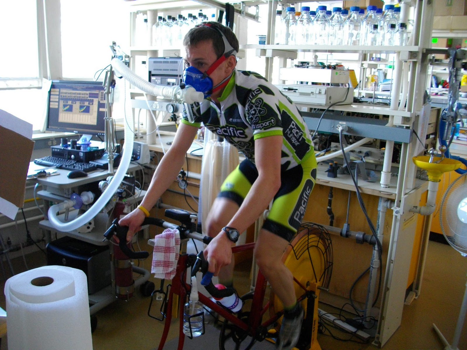 One Step at a Time: VO2 Max Testing Mishap