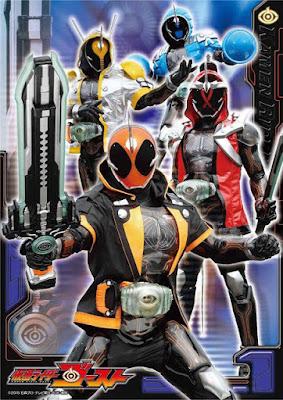 Kamen Rider Ghost