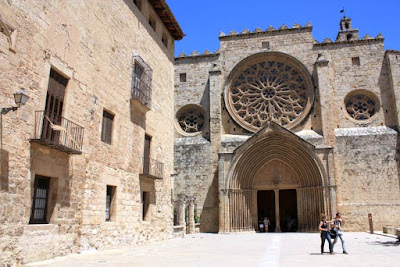 Monastery of Sant Cugat in Barcelona