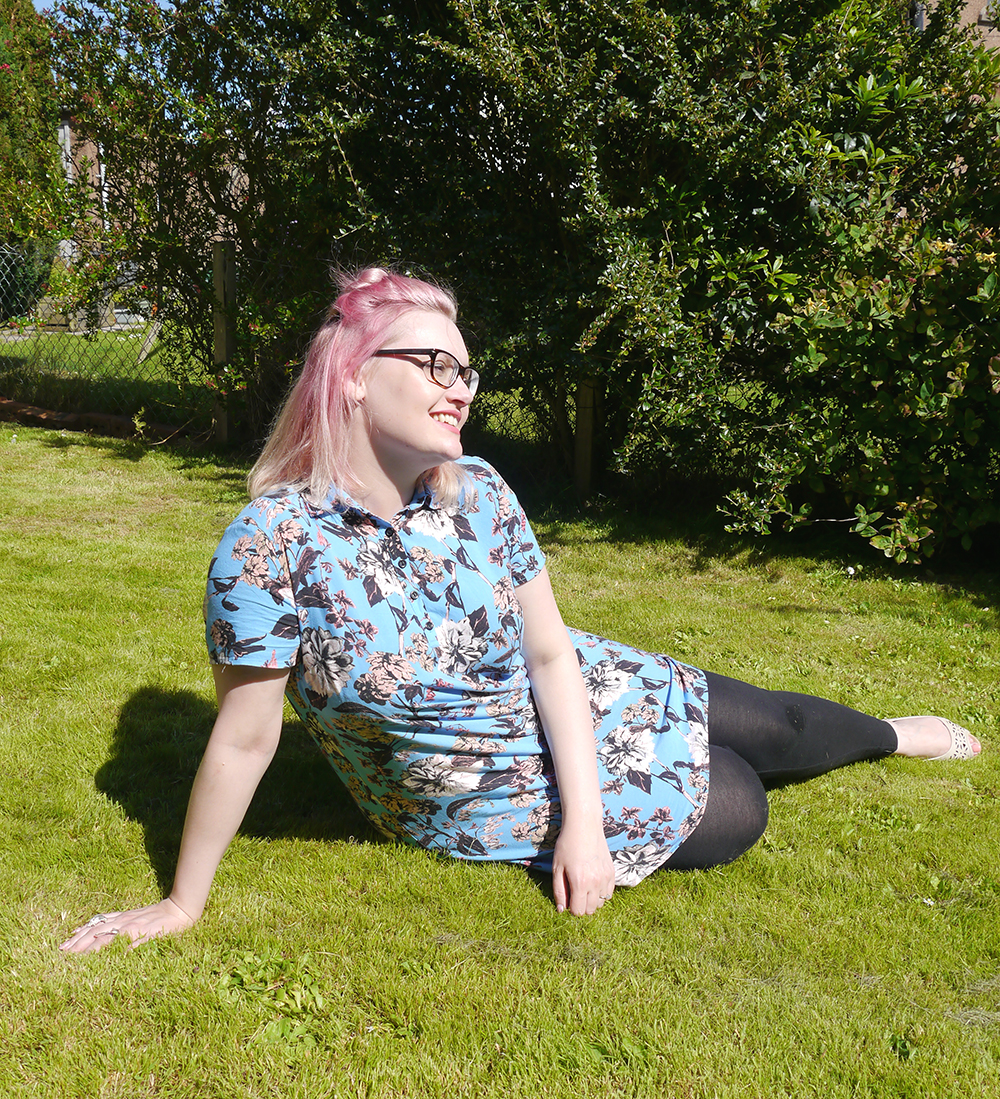 Scot Street Style, layering, Scottish Blogger, #edfashion, pink hair, how to, glasses, Dundee