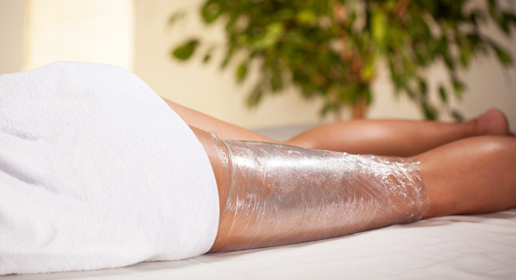 spa body wrapping