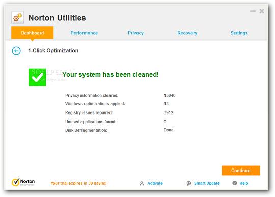 تحميل برنامج Norton Utilities
