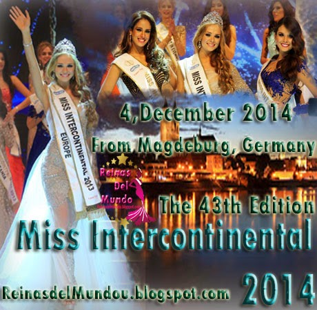 Disfruta Nuestra Cobertura de Miss Intercontinental 2014, Haciendo Click en la Imagen