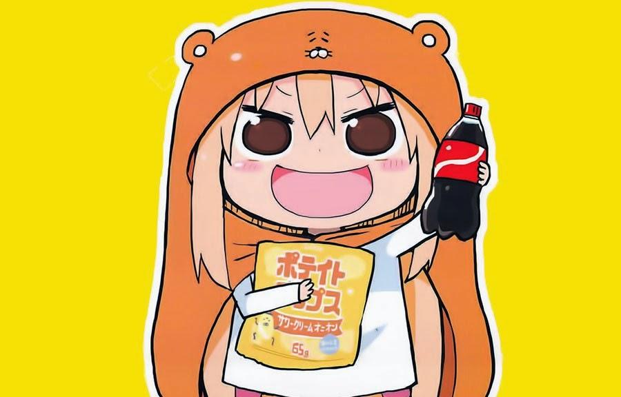[ Info-Anime ] Manga Himouto Umaru Chan Dapatkan Adaptasi Anime