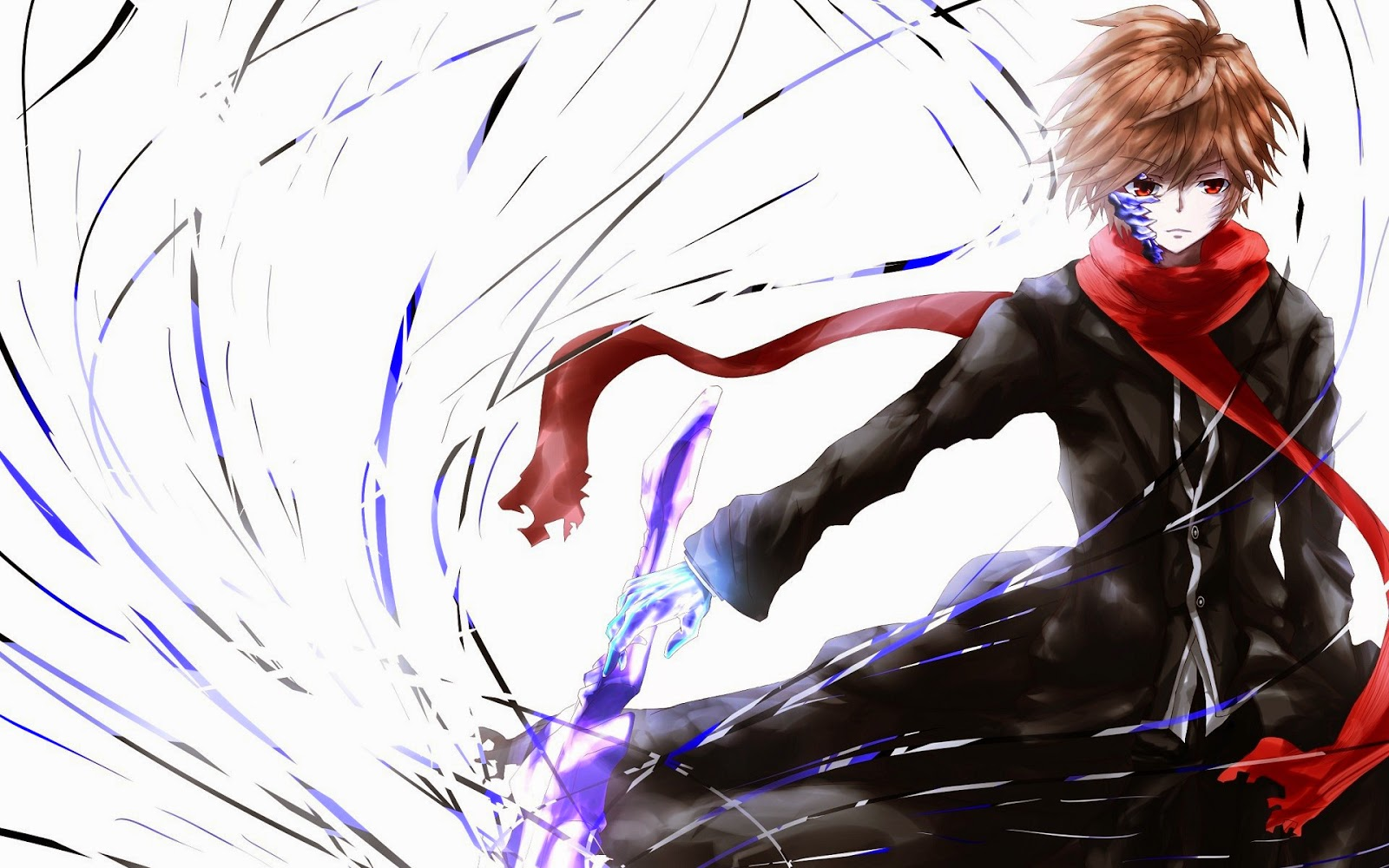 Guilty Crown Ouma Shu