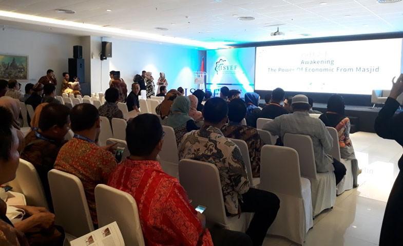 Berdayakan Ekonomi, Dewan Masjid Indonesia Luncurkan ISYEF Point