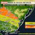 ALERTA | Prob. tormentas fuertes y lluvias abundantes (Jue 17/12 - PM Vie 18/12)
