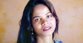Asia Bibi, femeia creștină condamnată la moarte pentru blasfemie, scapă de pedeapsă...