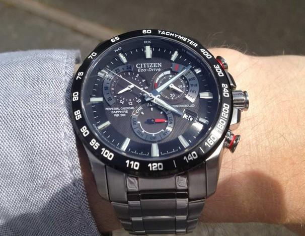 blog de montres la montre homme citizen eco drive at4008. Black Bedroom Furniture Sets. Home Design Ideas
