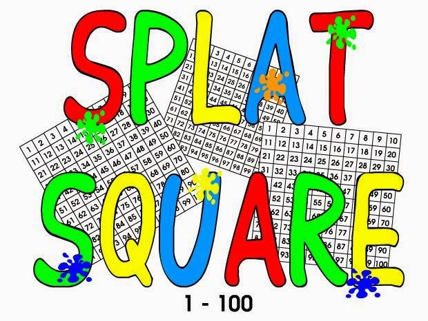 Interactive 100 Square