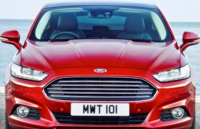 2015 Ford Mondeo Titanium 2.0 TDCI 180 Review