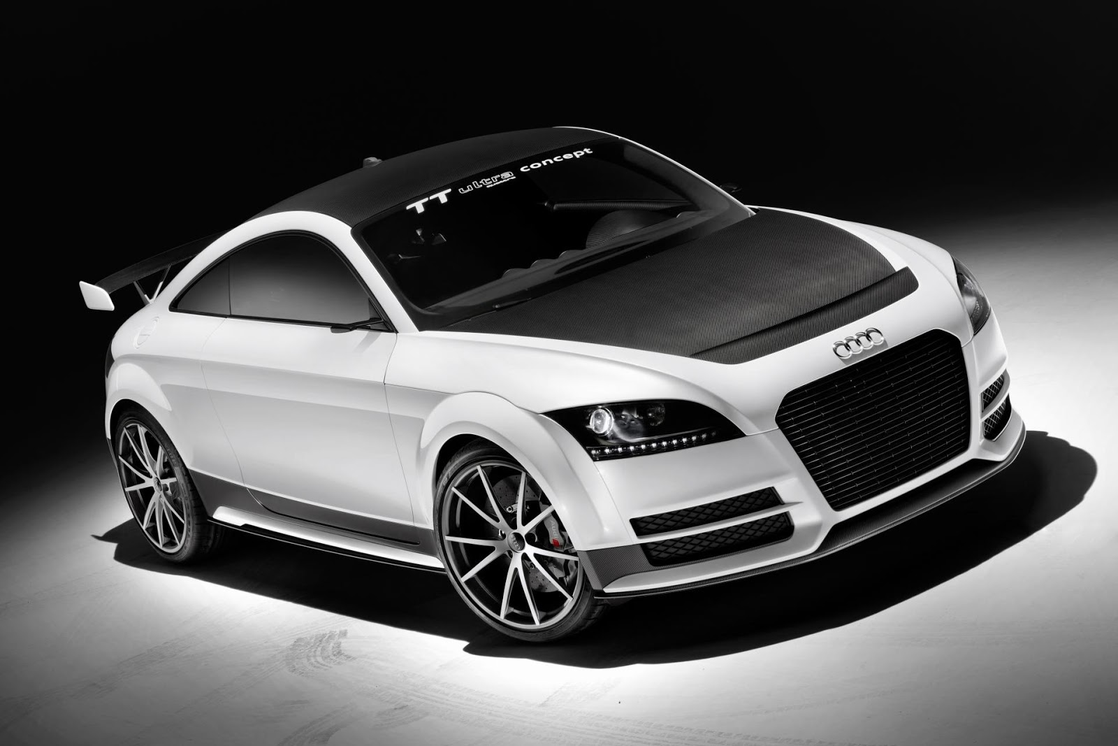audi tt ultra quattro concept 2013 hottest car wallpapers bestgarage. Black Bedroom Furniture Sets. Home Design Ideas