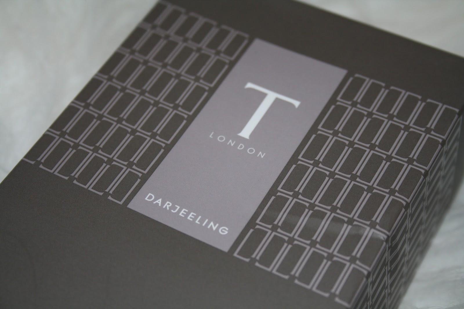 T London - Darjeeling