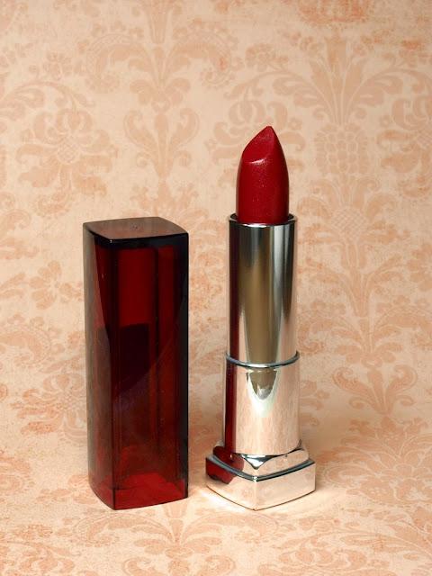 Maybelline Color Sensational Lipstick In Quot Electric Orange