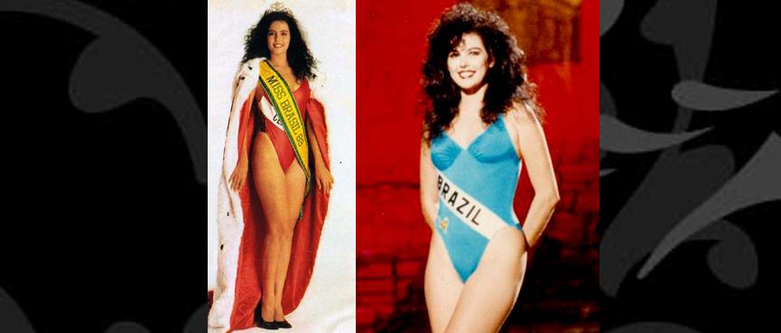MISS BRASIL 1989