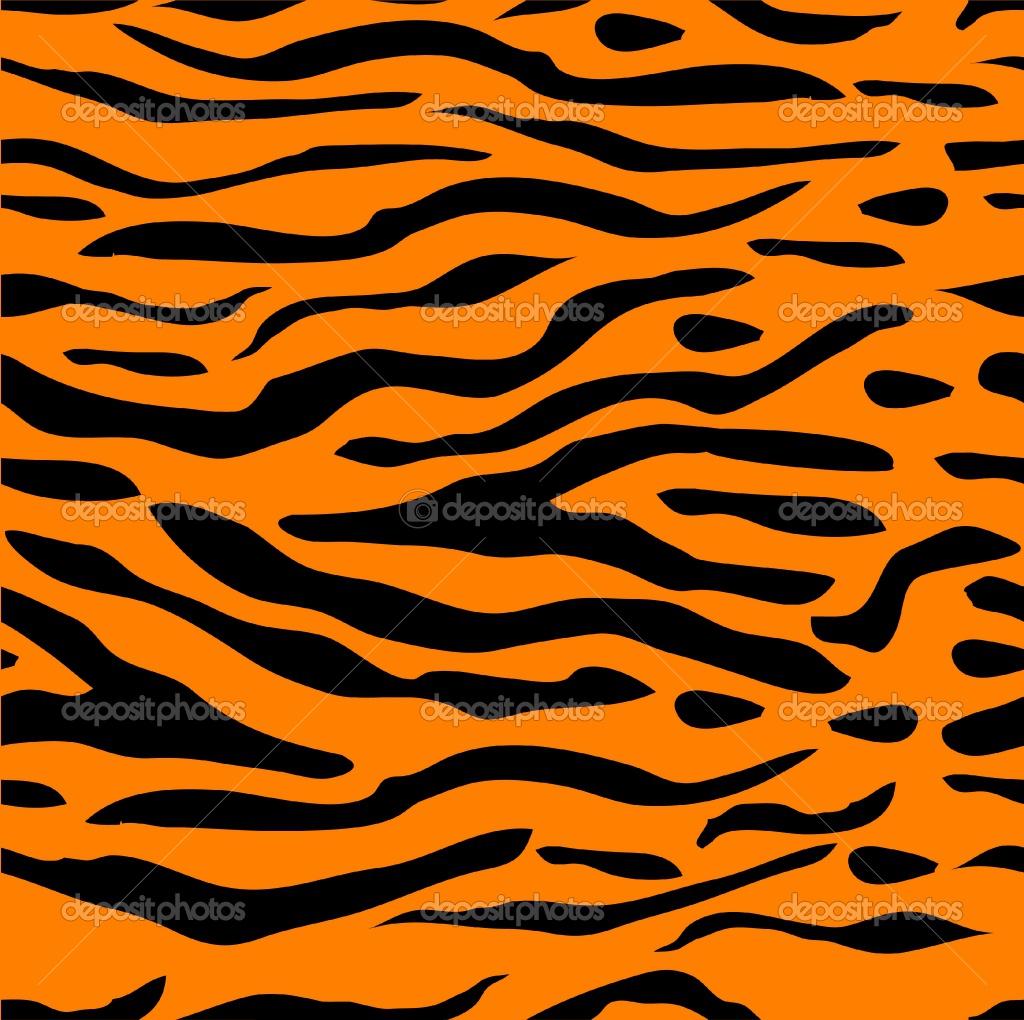 Amper Bae tiger print backgrounds