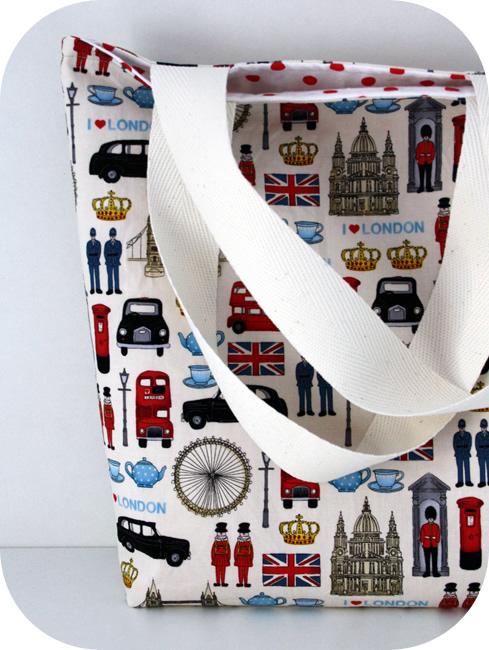 Londen tas