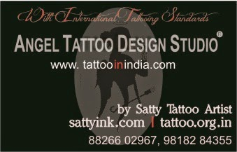 Best Tattoo Studio in Gurgaon, Tattoo in DLF, Tattoo in Sector 17, Tattoo in Shushant Lok