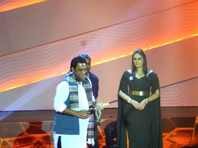Huma Qureshi Anurag Basu 14th IIFA awards Macau