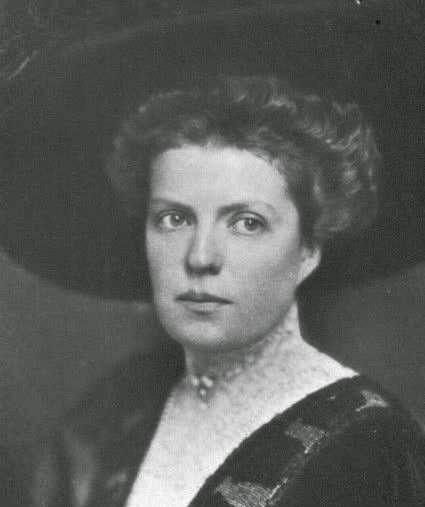 Fürstin zu Hohenlohe-Bartenstein und Jagstberg, née archiduchesse Anna d'Autriche 1879-1961