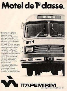 propaganda Itapemirim - anos 70. propaganda anos 70; história da década de 70; reclame anos 70; brazil in the 70s; Oswaldo Hernandez.