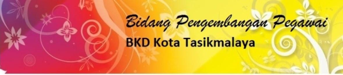 Bidang Bangpeg BKD Kota Tasikmalaya