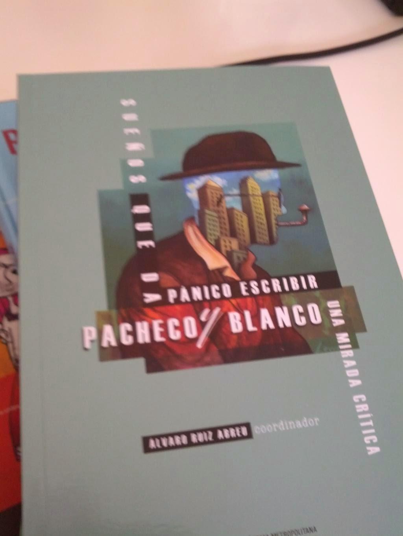 ALVARO RUIZ ABREU: SUEÑOS QUE DA PÁNICO ESCRIBIR