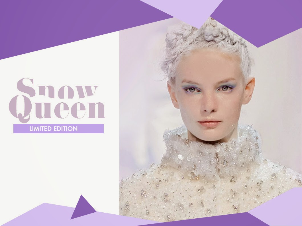 PUPA Milano Snow Queen Limited Edition