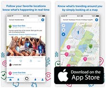 Social App of the Month – Qurb – The Location App
