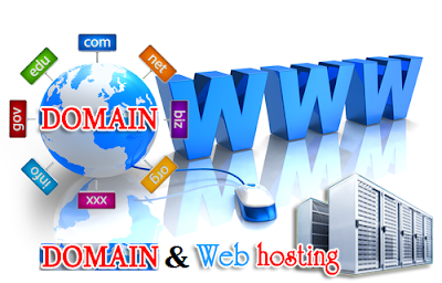 Defference between domain and Web Hosting
