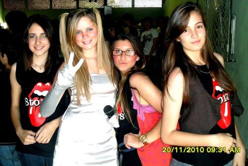 Paraguayas chicas Chicas solteras