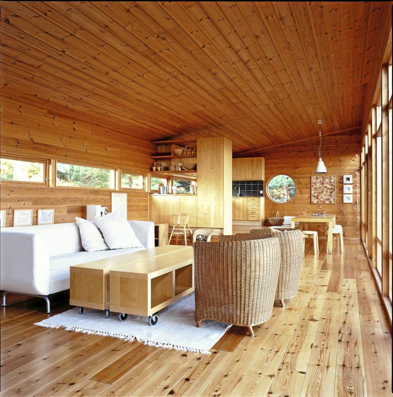 Scandinavian Retreat Norwegian Cabin