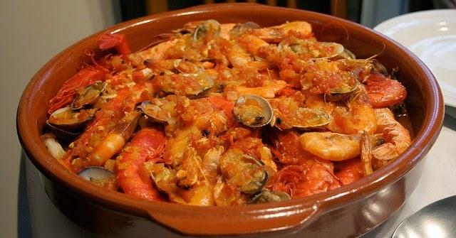 Street food cuisine du monde recette de zarzuela une - La cuisine espagnole expose ...