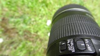 Blur Effect Manual Mode