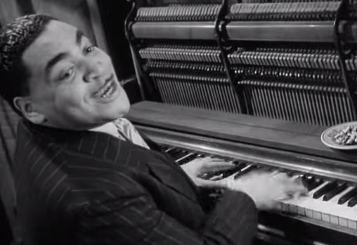 Fats Waller in Stormy Weather