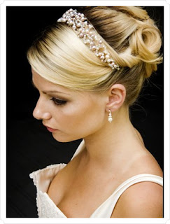 Hairstyle Ideas for Brides - Wedding Hairstyles with Headbands | new ...