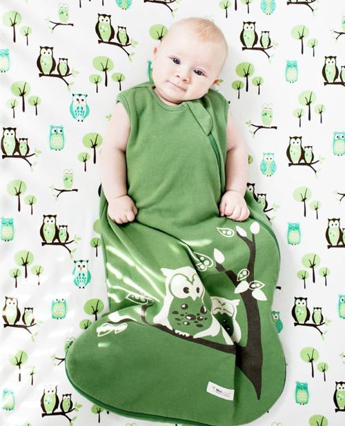My Owl Barn Wee Urban Modern and Organic Baby Clothing