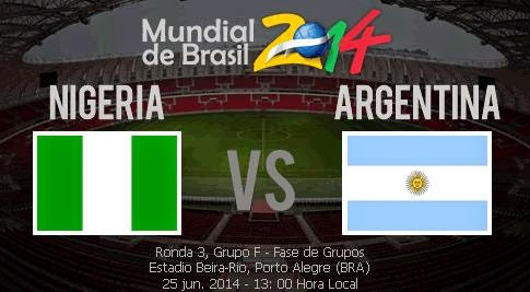 Image Result For En Vivo Argentina Vs Nigeria