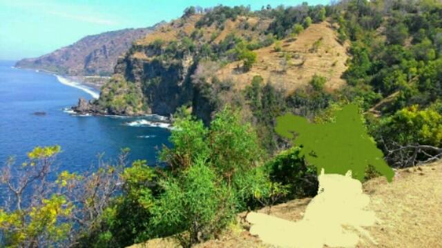 Bukit Asah Karangasem Bali