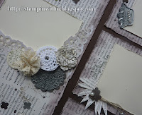 Antique Shabby Chic Embellishments