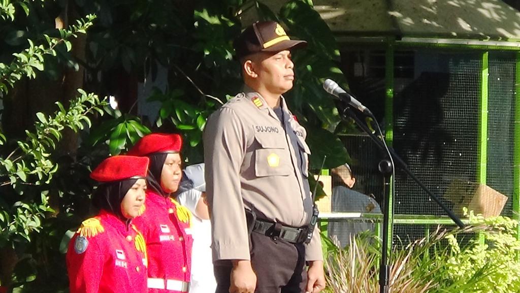 Kunjungan Kasat Binmas Polres Bojonegoro