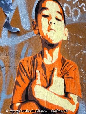 streetart, berlin, kunst, graffiti, Robi the Dog