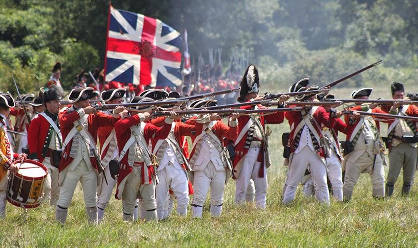 Battle Brush Studios: Review: Wargames Factory AWI British Infantry
