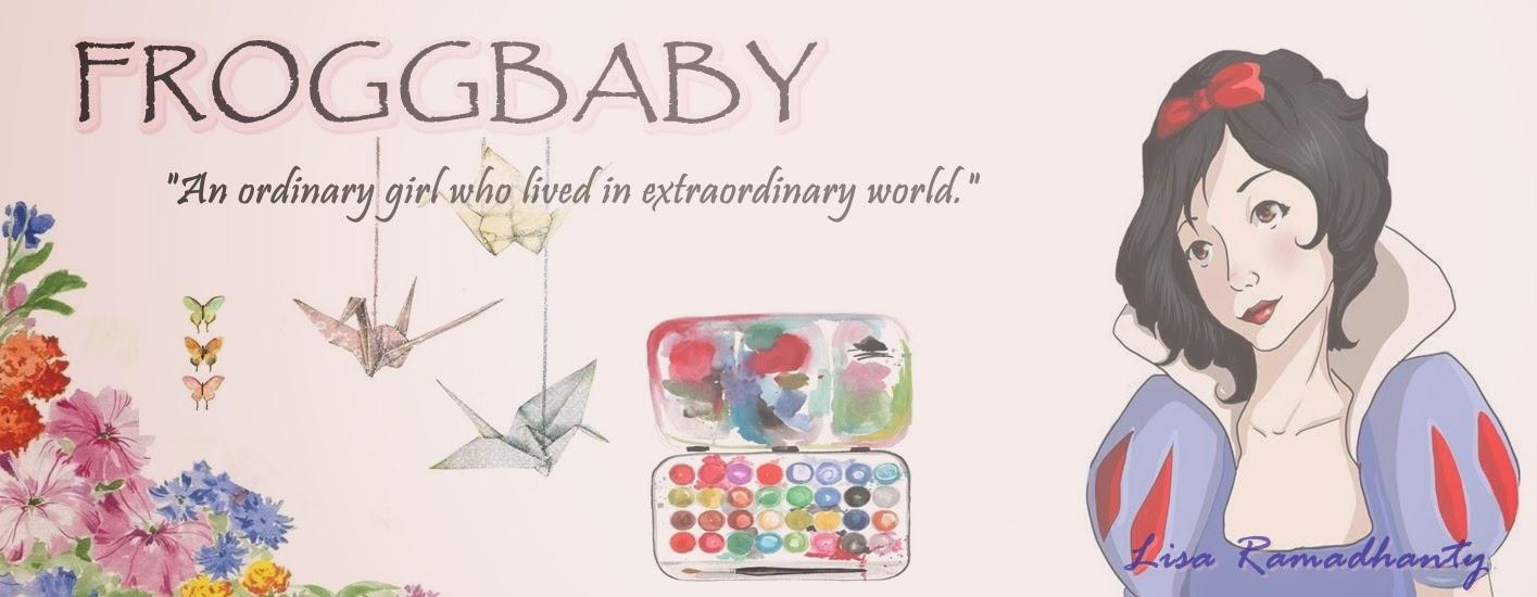 Froggbaby | Lisa Ramadhanty