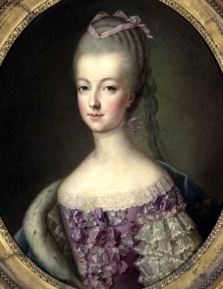 Queen of fashion what marie antoinette wore 50