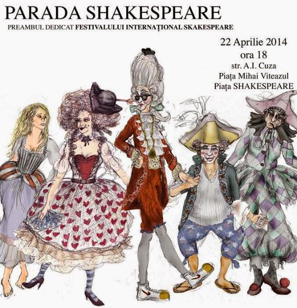 Parada Shakespeare