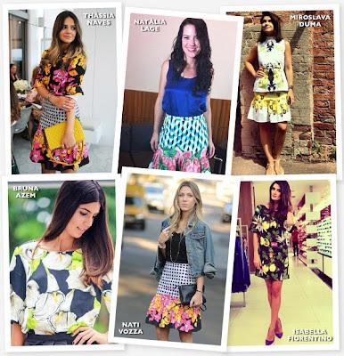 moda e tendência 2014