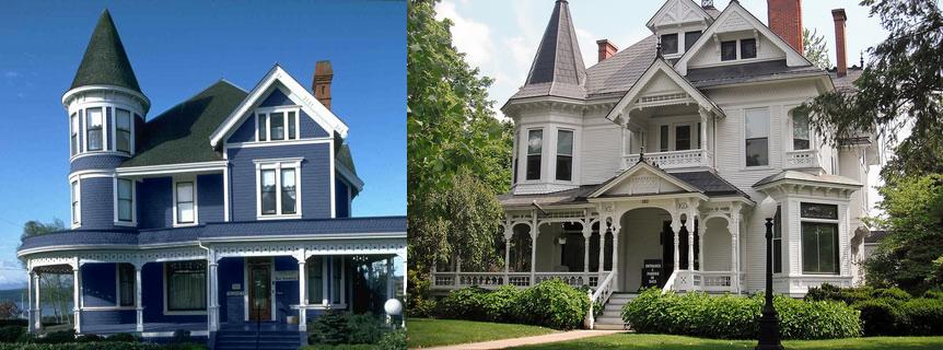 Elije el mejor color para pintar tu casa decoracion - Pintura exterior de casas ...
