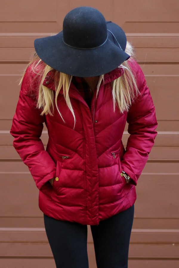 the best down puffer jacket with a hood